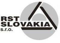 RST Slovakia s.r.o. Logo